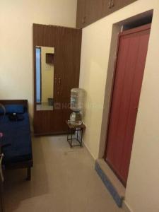 बेनसन टाउन में पुष्पा पीजी में बेडरूम की तस्वीर