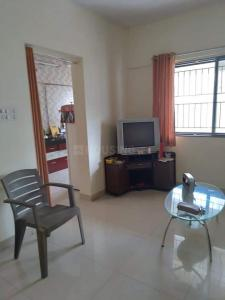 Gallery Cover Image of 640 Sq.ft 1 BHK Apartment for rent in Magarpatta City Iris, Magarpatta City for 21000