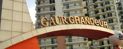 Gallery Cover Image of 1246 Sq.ft 2 BHK Apartment for buy in Gaursons Grandeur, Sector 119 for 5300000