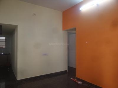 Gallery Cover Image of 600 Sq.ft 1 BHK Independent Floor for rent in Murugeshpalya for 13000
