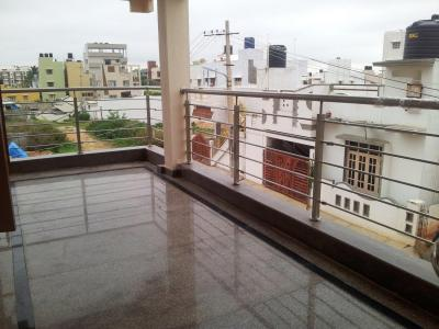 Gallery Cover Image of 1050 Sq.ft 2 BHK Independent Floor for rent in NRI Layout for 13500