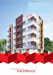 Gallery Cover Image of 1257 Sq.ft 3 BHK Apartment for buy in Puzhal for 7170250