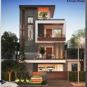 Gallery Cover Image of 4050 Sq.ft 4 BHK Independent Floor for buy in Surya Nagar for 30000000
