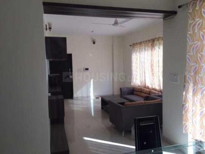 Gallery Cover Image of 1650 Sq.ft 3 BHK Apartment for rent in Mukundapur for 55000