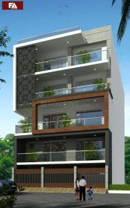 Gallery Cover Image of 1850 Sq.ft 3 BHK Independent Floor for buy in Sushant Lok I for 17500000