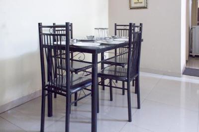 Dining Room Image of 102 B4 Eden Garden Housing Society in Viman Nagar