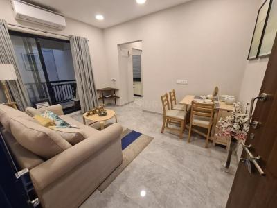 Gallery Cover Image of 1060 Sq.ft 2 BHK Apartment for rent in Tata Amantra, Bhiwandi for 12000