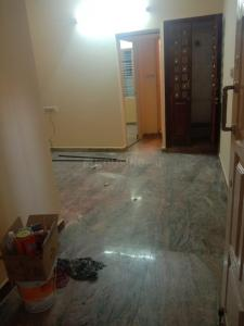 Gallery Cover Image of 450 Sq.ft 1 BHK Independent Floor for rent in Chikkalasandra for 7500