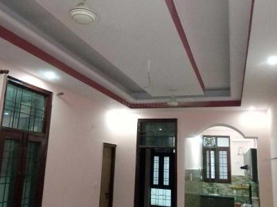 Gallery Cover Image of 900 Sq.ft 2 BHK Independent Floor for rent in Gyan Khand for 12500