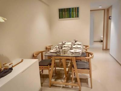 Gallery Cover Image of 628 Sq.ft 1 BHK Apartment for buy in Shapoorji Pallonji Joyville Virar Phase 4, Virar West for 4000000