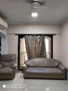 Gallery Cover Image of 1050 Sq.ft 2 BHK Apartment for rent in Airoli for 33000