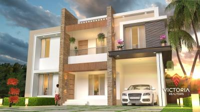 Gallery Cover Image of 2001 Sq.ft 3 BHK Independent House for buy in Kalmandapam for 7500000