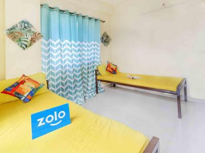 Bedroom Image of Zolo Willows in Kharadi