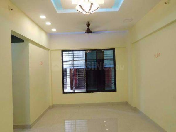 Living Room Image of 650 Sq.ft 1 BHK Apartment for rent in Cumballa Hill for 95000