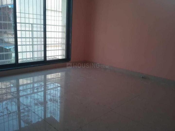 Living Room Image of 650 Sq.ft 1 BHK Apartment for rent in Kamothe for 10000