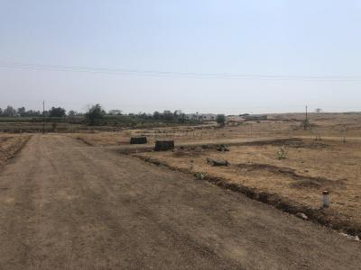 Gallery Cover Image of 1308 Sq.ft Residential Plot for buy in Adgaon for 870000