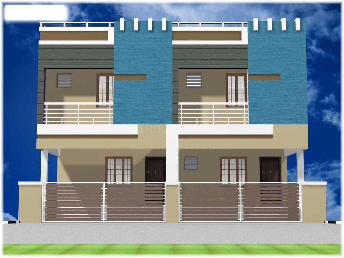 Building Image of 1100 Sq.ft 2 BHK Independent Floor for buy in Pammal for 4700000