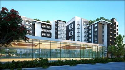 Gallery Cover Image of 711 Sq.ft 1 BHK Apartment for buy in Mahaveer Northscape, Navarathna Agrahara for 3373000
