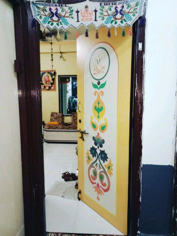 Main Entrance Image of 450 Sq.ft 1 RK Apartment for rent in Kalyan West for 4000
