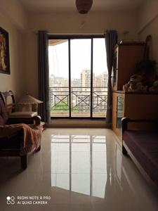 Gallery Cover Image of 680 Sq.ft 1 BHK Apartment for rent in SR A. R. Pearl, Ulwe for 9000