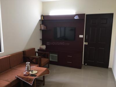 Gallery Cover Image of 1075 Sq.ft 3 BHK Apartment for rent in Rajanukunte for 14000
