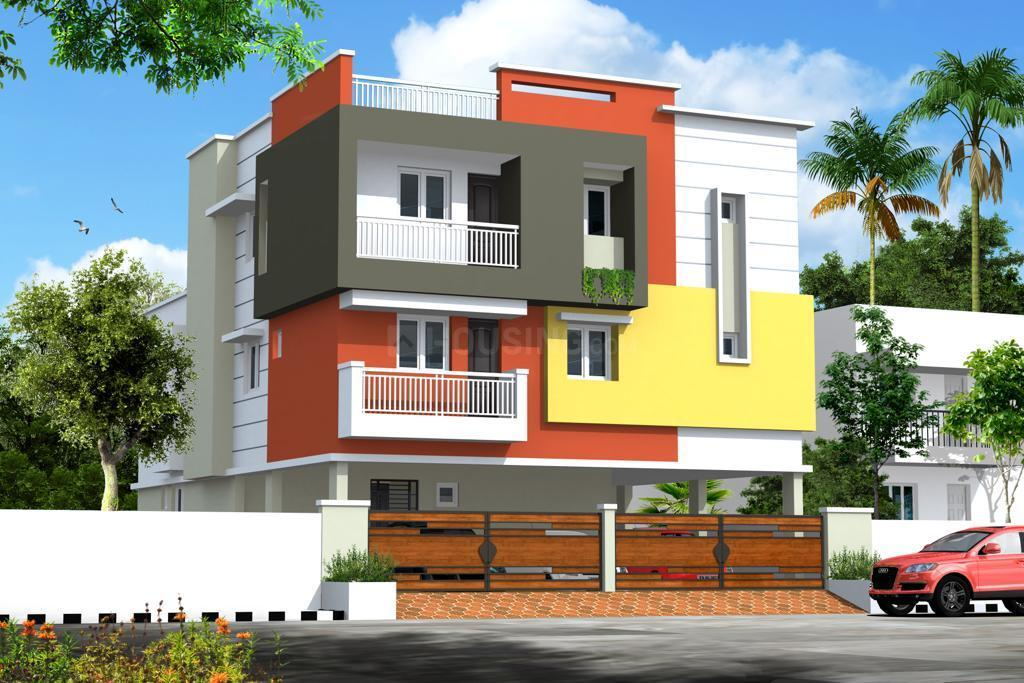 Building Image of 582 Sq.ft 1 BHK Apartment for buy in Kolathur for 2910000