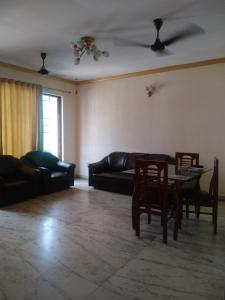 Gallery Cover Image of 1400 Sq.ft 3 BHK Apartment for rent in Vashi for 49000