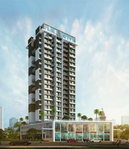 Gallery Cover Image of 705 Sq.ft 1 BHK Apartment for buy in RK Vaishnavi Emperia, Uran for 4100000