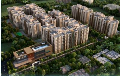 Gallery Cover Image of 1295 Sq.ft 3 BHK Apartment for buy in Pragathi Nagar for 7300000
