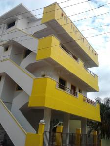 Gallery Cover Image of 750 Sq.ft 1 BHK Independent Floor for rent in Hennur for 9500