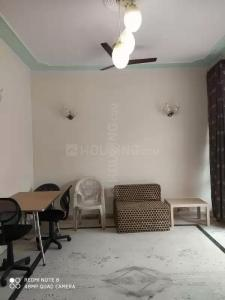 Gallery Cover Image of 900 Sq.ft 1 BHK Independent Floor for rent in Chittaranjan Park for 25000