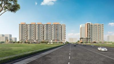 Gallery Cover Image of 1225 Sq.ft 2 BHK Apartment for buy in Sus for 7800000