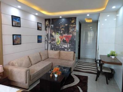 Gallery Cover Image of 750 Sq.ft 2 BHK Apartment for buy in Kamp Dwarka Convention Studios, Sector 29 Dwarka for 6800000