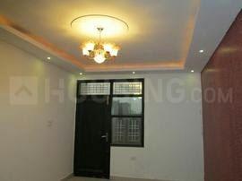 पांडव नगर  में 3025000  खरीदें  के लिए 500 Sq.ft 2 RK इंडिपेंडेंट फ्लोर  के लिविंग रूम  की तस्वीर
