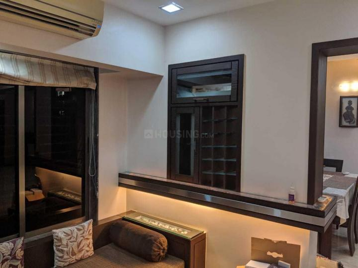 Living Room Image of 2500 Sq.ft 3 BHK Apartment for rent in Andheri West for 100000
