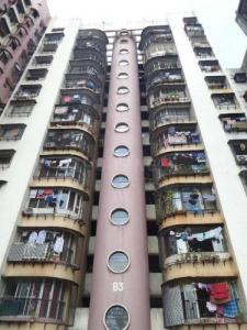 Gallery Cover Image of 600 Sq.ft 1 BHK Apartment for rent in Lok Gaurav Complex, Vikhroli West for 35000