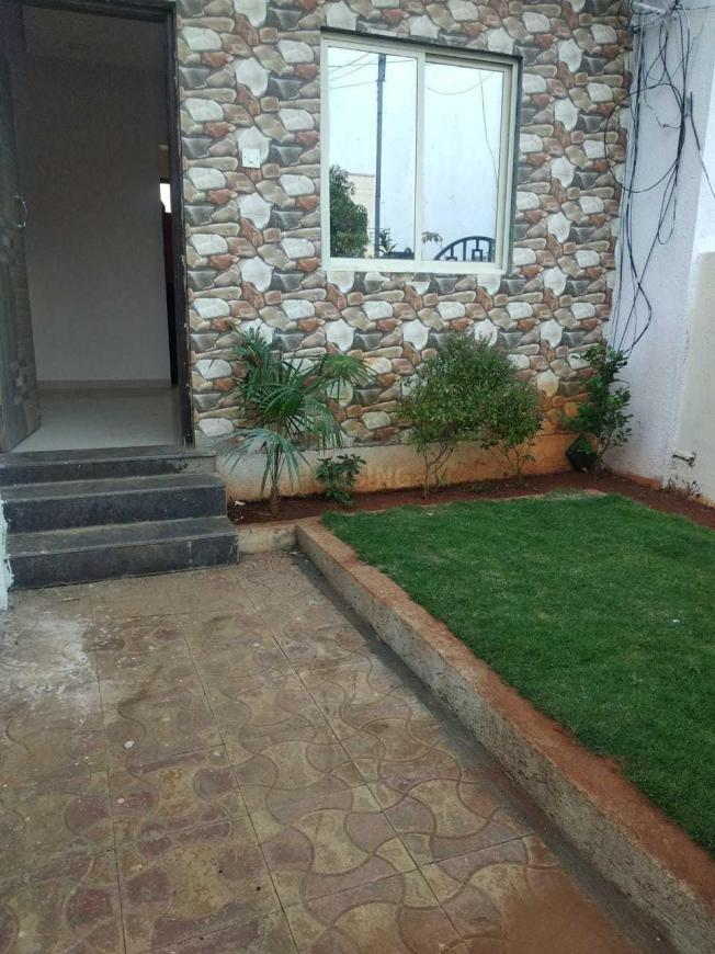 Garden Area Image of 714 Sq.ft 1 BHK Independent House for buy in Neral for 1700000