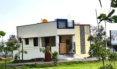 Gallery Cover Image of 646 Sq.ft 1 BHK Villa for buy in Tambaram for 2600000