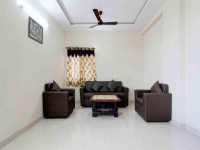 Living Room Image of Zolo Del Mar in Neelankarai