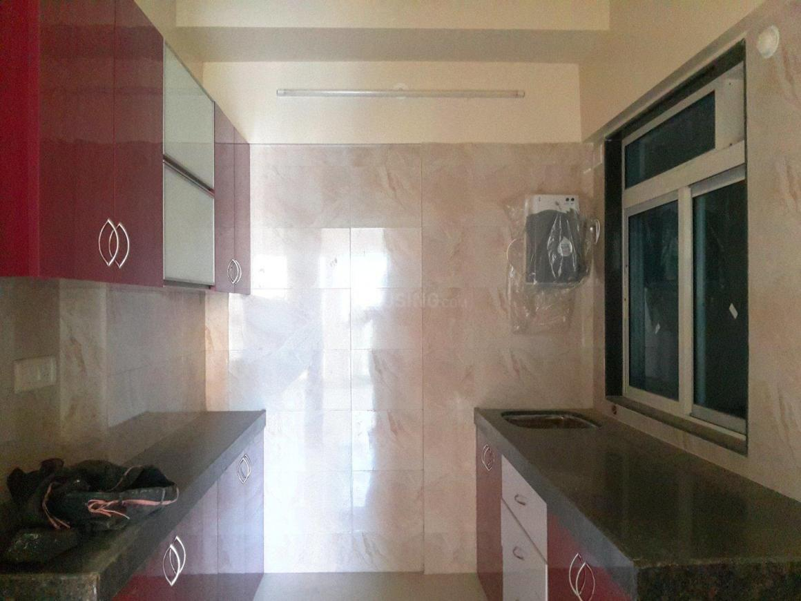 Kitchen Image of 1300 Sq.ft 3 BHK Apartment for rent in Chembur for 58000