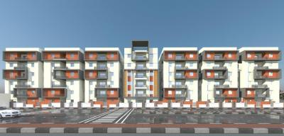 Gallery Cover Image of 1215 Sq.ft 2 BHK Apartment for buy in Puppalaguda for 7000000