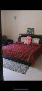 Bedroom Image of Girls PG in Alpha II Greater Noida