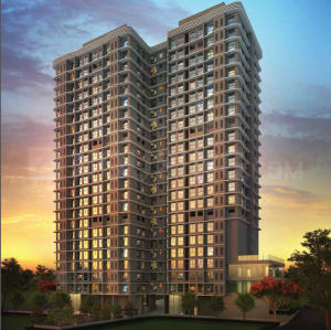 Gallery Cover Image of 539 Sq.ft 1 BHK Apartment for buy in Town Swaroop Marvel Gold, Bhandup West for 9200000