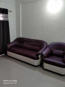 Gallery Cover Image of 575 Sq.ft 1 BHK Apartment for rent in Pimple Gurav for 15000