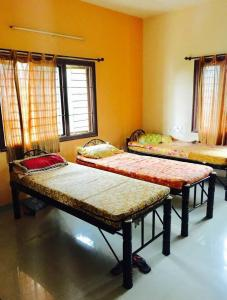 Bedroom Image of Ravindra Executive Mens PG in Madhapur