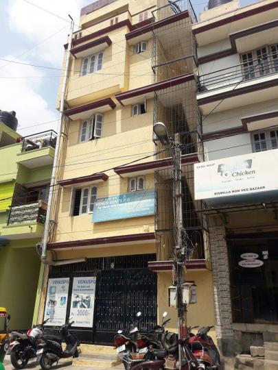 कुमारस्वामी लेआउट में वेणु जैंट्स पीजी में बिल्डिंग की तस्वीर