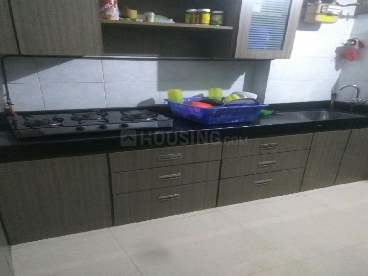 Kitchen Image of 1138 Sq.ft 2 BHK Apartment for buy in Chembur for 20000000