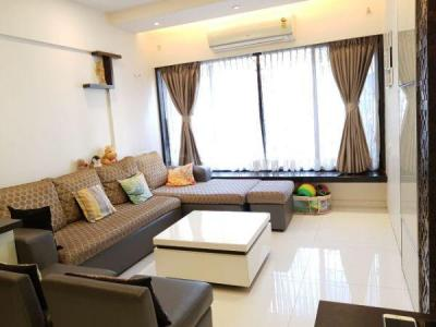 Gallery Cover Image of 700 Sq.ft 1 BHK Apartment for rent in Worli for 70000