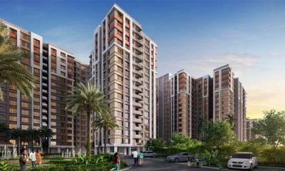 Gallery Cover Image of 1364 Sq.ft 3 BHK Apartment for buy in Rajpur for 5581000