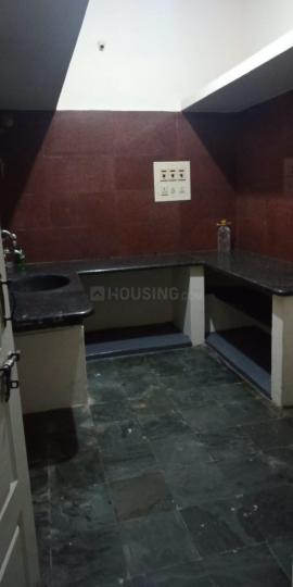 Kitchen Image of 1300 Sq.ft 2 BHK Independent Floor for rent in Nagarbhavi for 18000